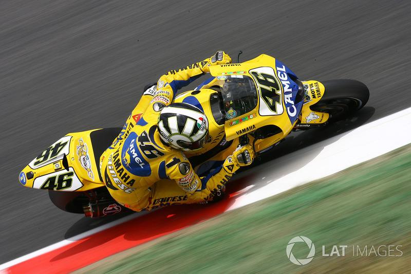 2006 - Yamaha YZR-M1