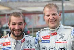 Jonathan Michellod e Stéphane Fellay, Atelier de la Tzoumaz, vincitori Junior