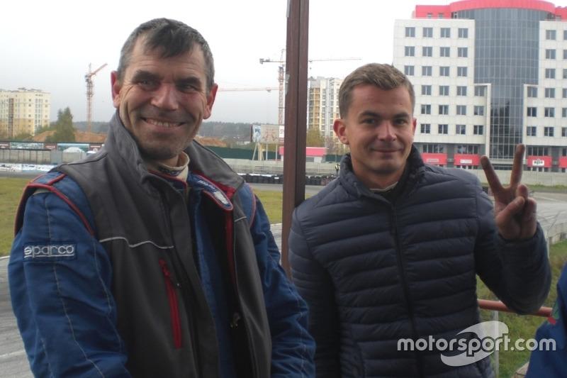Руслан Сєров та Євген Крамар