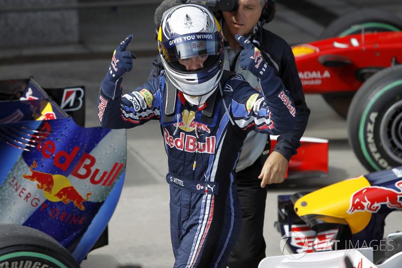 8ª: GP de China 2010