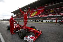 F1 Ferrari show