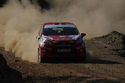 Georgi Geradzhiev, Georgi Gadzhev, Ford Fiesta R2