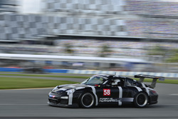 #58 MP1B Porsche GT3 Cup, Dale Ott and Carter Fartuch, TLM Racing