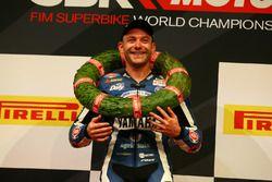 Supersport-Weltmeister 2017: Lucas Mahias, GRT Yamaha Official WorldSSP Team