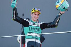 Podium : Joan Mir, Leopard Racing