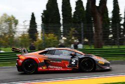 #2 Leipert Motorsport : Jan Kisiel, Morgan Haber