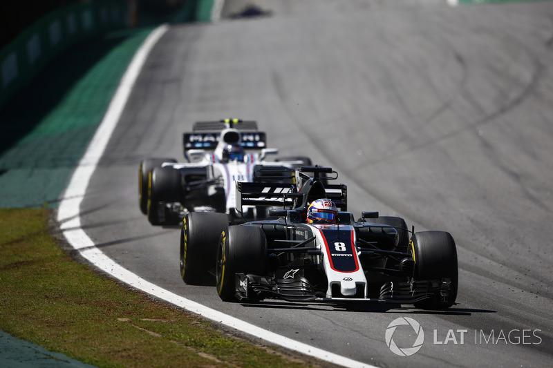 """15. Romain Grosjean, Haas F1 Team - """"Niet blij met de straf"""""""