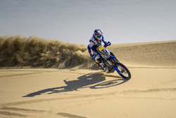 Франко Кайми, Yamaha Official Rally Team