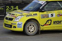 Alessandro Bertuzzi, Suzuki Swift S16