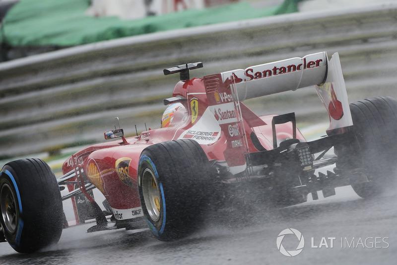 2013. Ferrari F138