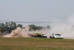 Juan Marcos Angelini, UR Racing Dodge, Leandro Mulet, RTM Competicion Dodge