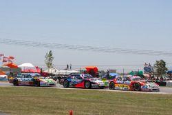 Juan Pablo Gianini, JPG Racing Ford, Jose Savino, Savino Sport Ford, Mathias Nolesi, Nolesi Spirit T