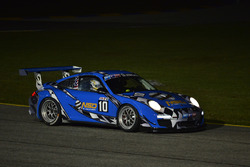 #10 MP1B Porsche GT3 Cup: Carter Fartuch, Bart Collins, Mike Menella of TLM Racing