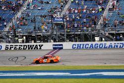 Kyle Larson, Chip Ganassi Racing, Chevrolet Camaro ENEOS wins