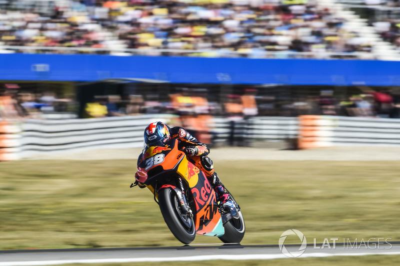 20º Bradley Smith, Red Bull KTM Factory Racing