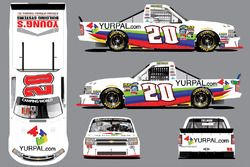 Max Tullman, Young's Motorsports Chevrolet