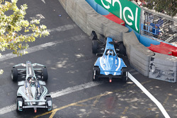 Nelson Piquet Jr., Jaguar Racing supera Nicolas Prost, Renault e.Dams