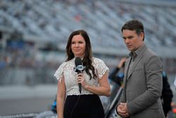 Jamie Howell and Jeff Gordon