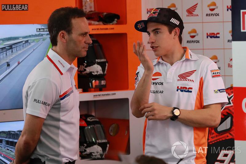 Alberto Puig, Repsol Honda Team Team, Marc Márquez, Repsol Honda Team
