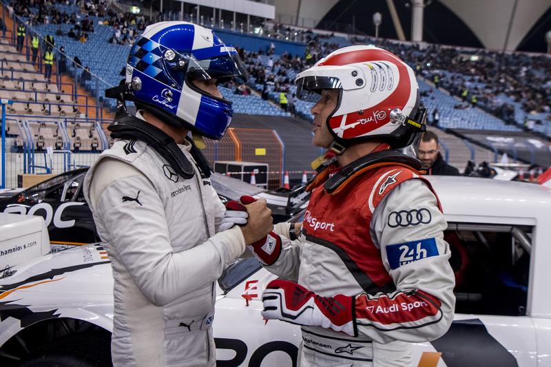 David Coulthard e Tom Kristensen