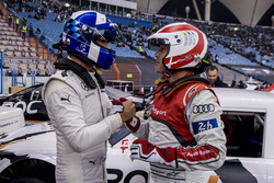 David Coulthard en Tom Kristensen