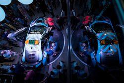 Nueva decoración coche de seguridad BMW i8