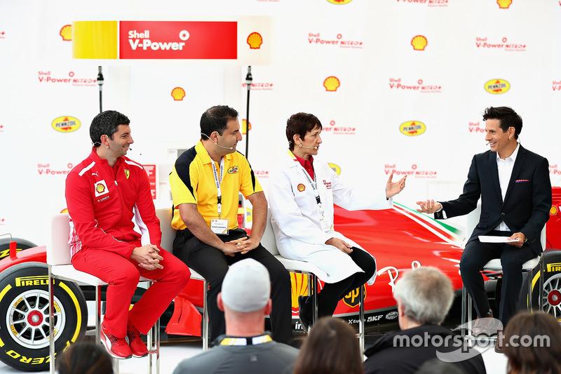 Evento Shell V-Power