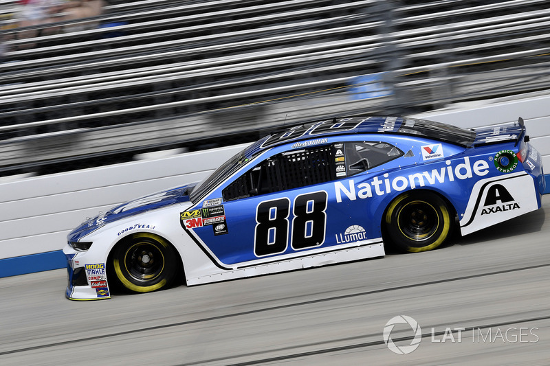 15. Alex Bowman, Hendrick Motorsports, Chevrolet Camaro Nationwide