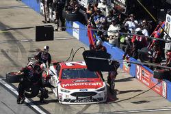 Paul Menard, Wood Brothers Racing, Ford Fusion Motorcraft / Quick Lane Tire & Auto Center