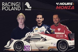 Racing for Poland, locandina
