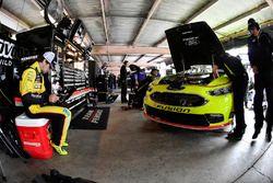 Ryan Blaney, Team Penske, Ford Fusion Menard's / Duracell
