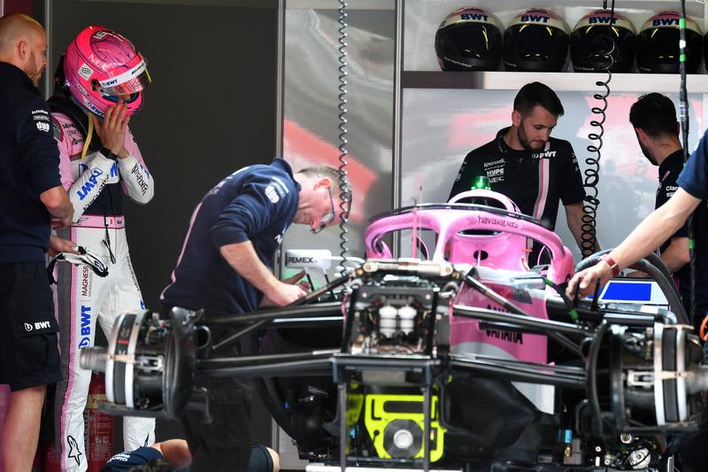 Force India VJM11