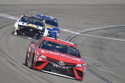 Daniel Suarez, Joe Gibbs Racing, Toyota Camry Coca-Cola, Ryan Newman, Richard Childress Racing, Chev