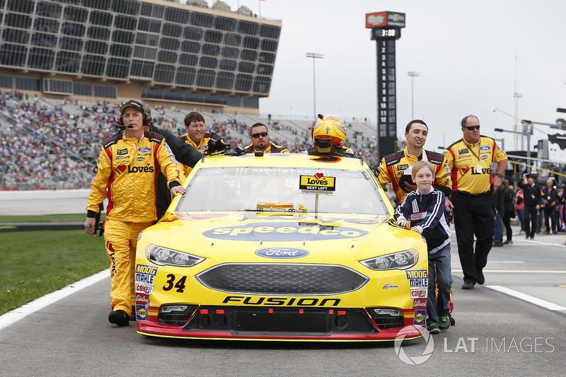 Crew: Front Row Motorsports