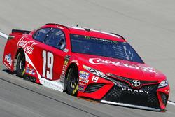 Daniel Suarez, Joe Gibbs Racing, Toyota Camry Coca-Cola