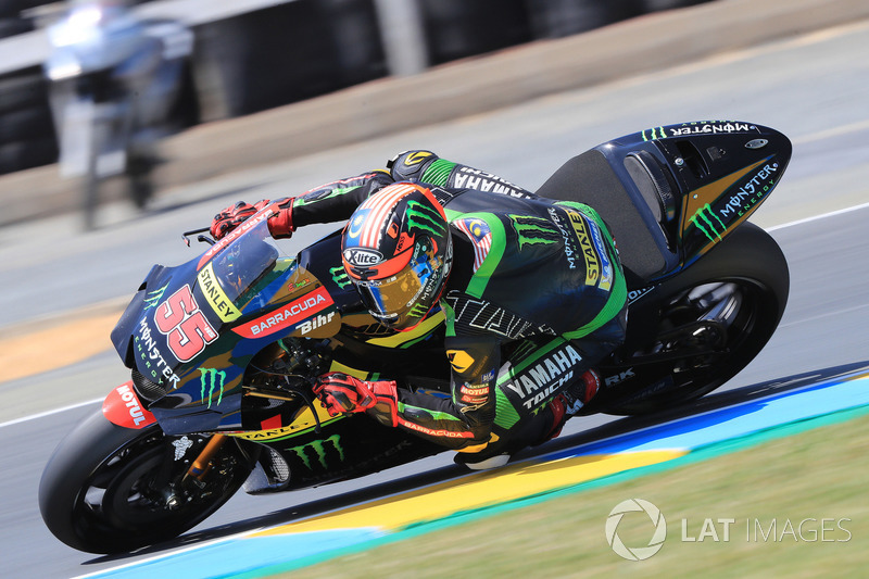 12. Hafizh Syahrin, Monster Yamaha Tech 3