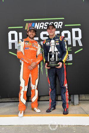 Chase Elliott, Hendrick Motorsports, Chevrolet Camaro SunEnergy1, Alex Bowman, Hendrick Motorsports, Chevrolet Camaro Axalta
