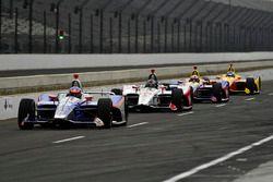 Stefan Wilson, Andretti Autosport Honda, Marco Andretti, Herta - Andretti Autosport Honda