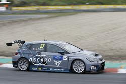 John Filippi Team OSCARO by Campos Racing Cupra TCR