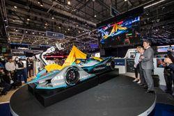 Presentación Fórmula E Gen2 unveil