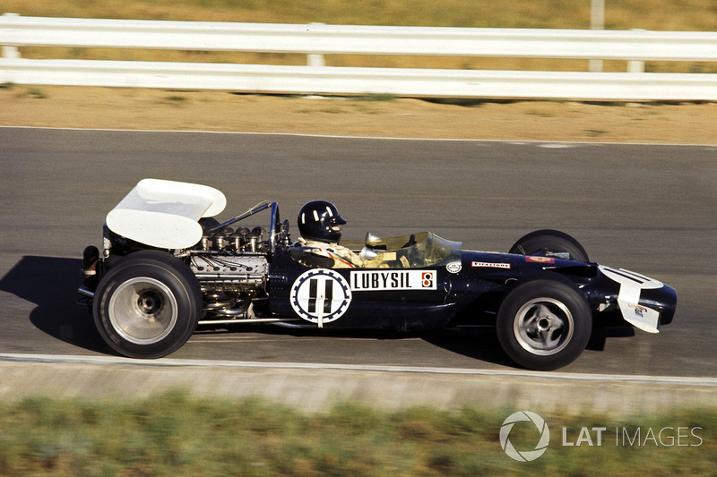 Graham Hill, Lotus 49C