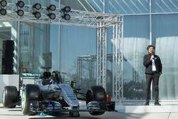 Petronas Global Araştırma ve Teknoloji Merkezi lansmanı