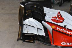 Ferrari SF70H: ecco la nuova ala anteriore