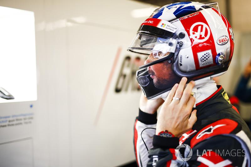 Amerika - Romain Grosjean
