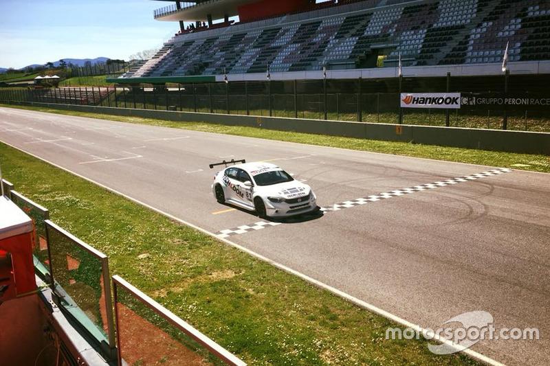Kevin Giacon, Fiat Tipo TCR, Tecnodom Sport