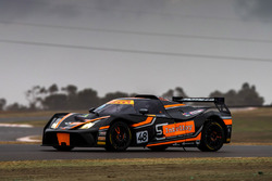 #48 Interlloy M Motorsport Reiter KTM X-Bow: Justin McMillan, Glen Wood