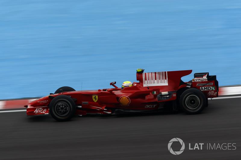 2008 : Ferrari F2008