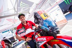 №47 Monster Energy Honda Team: Кевин Бенавидес