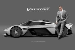 Valkyrie James Bond 007 DB5 livery