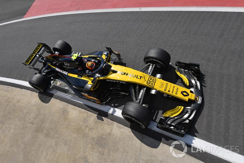 16: Carlos Sainz Jr., Renault Sport F1 Team R.S. 18, 1'28.456